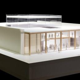 Beckmen YOLA Center (BYC) Floor Plan